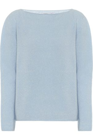 Agnona Cashmere and linen sweater