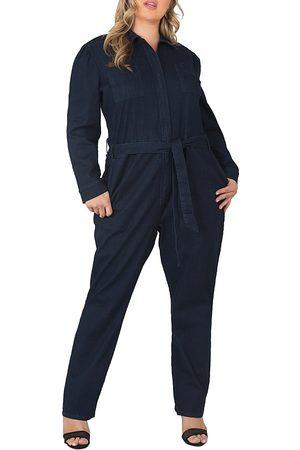 Standards & Practices Chambray Denim Boilersuit