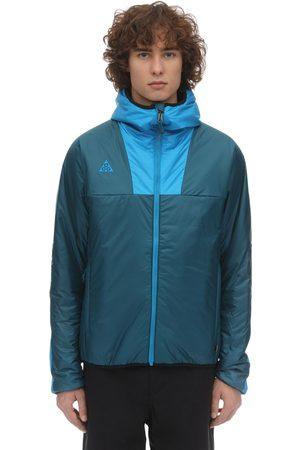 Nike Men Jackets - Acg Primaloft Hooded Jacket