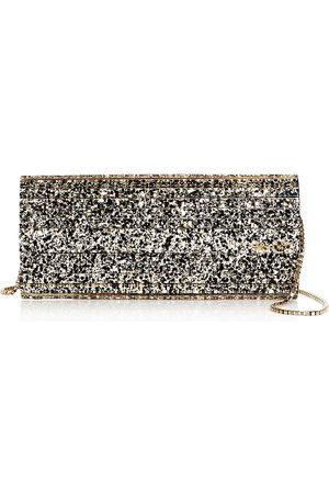 Jimmy Choo Women Clutches - Sweetie Glitter Acrylic Clutch