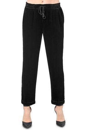 Go By Go Silk Women Pants - Everyday Velvet Pants