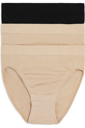 Wacoal B.smooth High-Cut Briefs, Set of 3