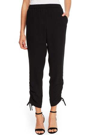CE&CE Women's Side Ruched Pants