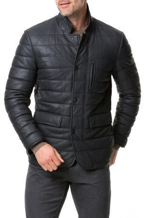 Rodd & Gunn Men's Ashwell Channel Quilted Leather Blazer