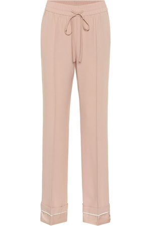 RED Valentino Women Pants - Crêpe pants