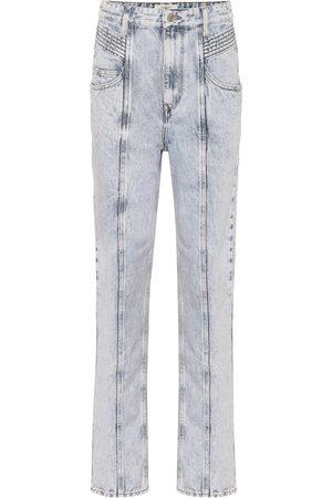 Isabel Marant, Étoile Henoya high-rise straight jeans