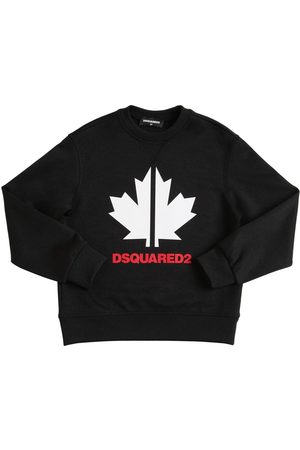 Dsquared2 Logo Print Triacetate Sweatshirt