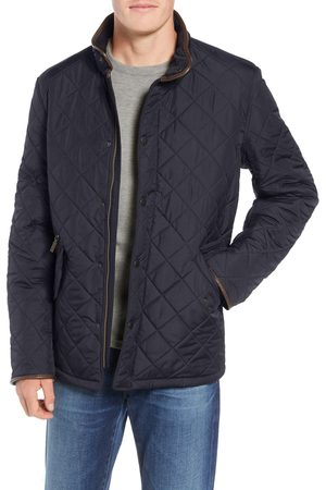 Barbour Men's 'Powell' Regular Fit Quilted Jacket