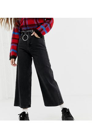 Reclaimed Vintage The '93 wide leg jeans in washed