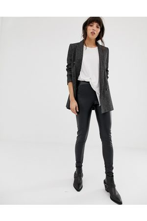 AllSaints Cora faux leather leggings