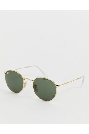 Ray-Ban Round metal sunglasses 0rb3447
