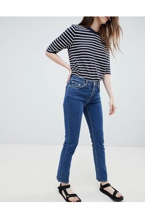 WoodWood Lou Vintage Straight Cut Jeans