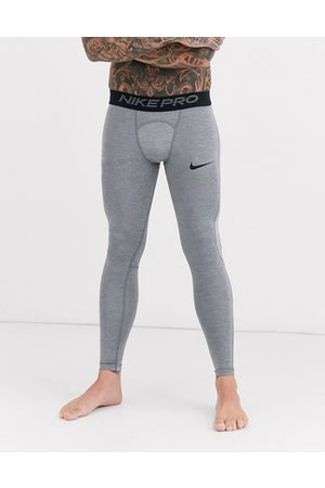 Nike Nike Pro Training tights in -Grey