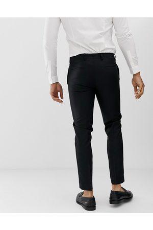 River Island Wedding skinny suit pants in