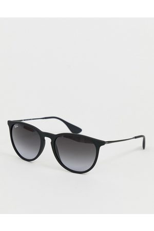 Ray-Ban Erika Keyhole sunglasses in rb4171 622/8g