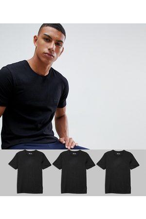 HUGO BOSS Bodywear crew neck t-shirt 3 pack