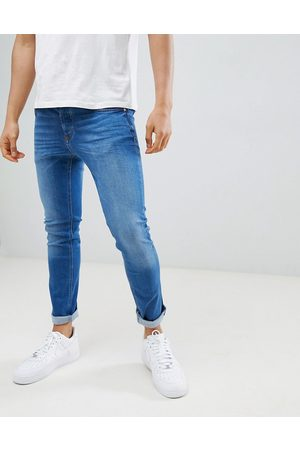 River Island Skinny jeans in mid wash