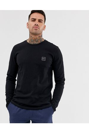 HUGO BOSS Tacks small logo long sleeve t-shirt in