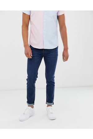 ASOS Skinny jeans in flat dark