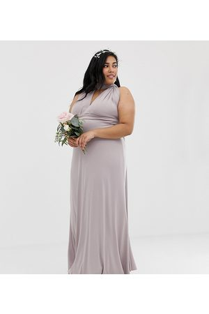 TFNC Bridesmaid exclusive multiway maxi dress in
