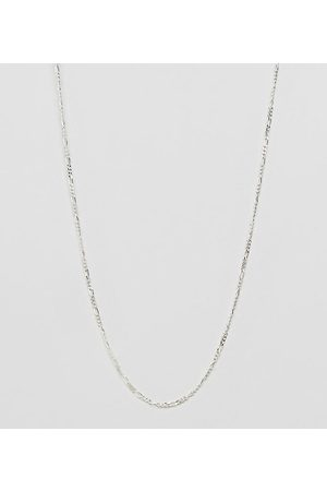 DesignB London DesignB chain necklace in sterling exclusive to asos