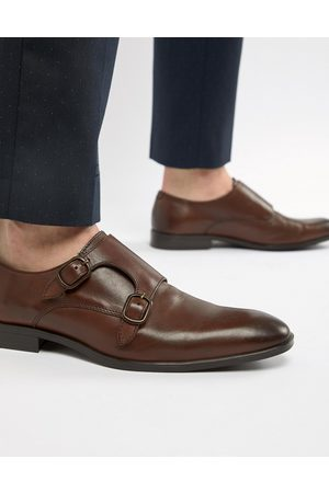 ASOS Monk shoes in leather