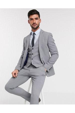 ASOS Super skinny suit jacket in mid