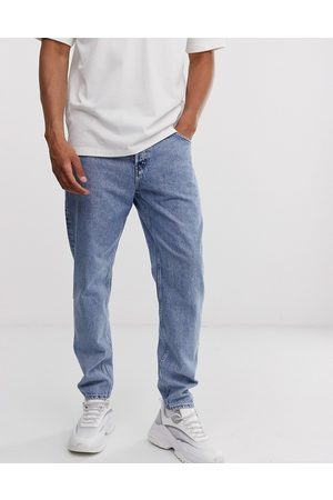 Weekday Barrel loose fit relaxed fit jeans in