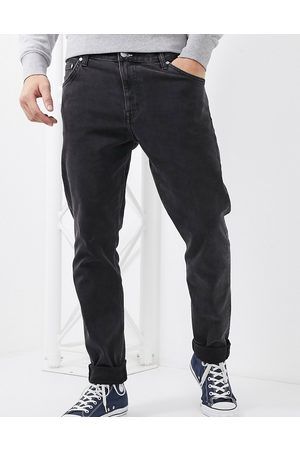 Weekday Sunday relaxed tapered comfort fit jeans in