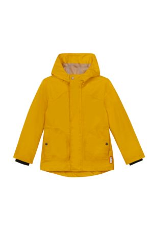 Hunter Original Kids Waterproof Cotton Jacket