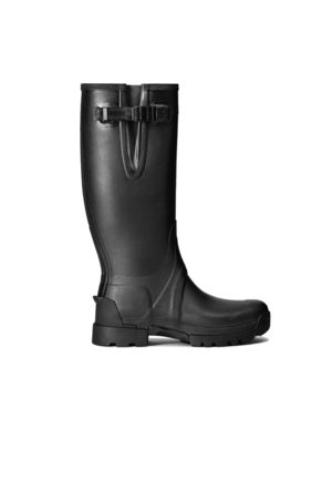 Hunter Men Rain Boots - Men's Balmoral Adjustable 3mm Neoprene Rain Boots