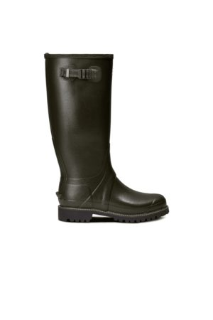 Hunter Men's Balmoral Wide Fit Rain Boots