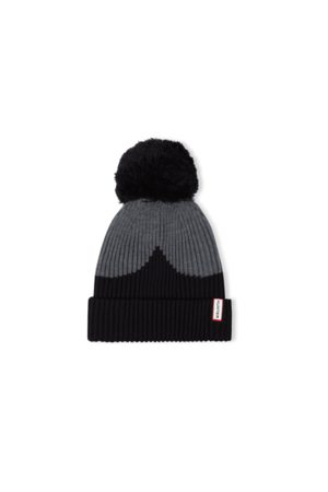 Hunter Original Moustache Bobble Hat