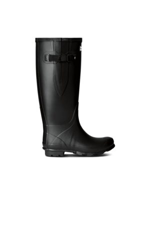 Hunter Women Rain Boots - Norris Field Wide Fit Rain Boots