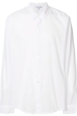 James Perse Buttoned cotton shirt