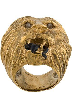 Goossens Rings - X Harumi Klossowska de Rola lion and snake ring