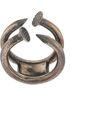GUIDI Rings - Burnished ring
