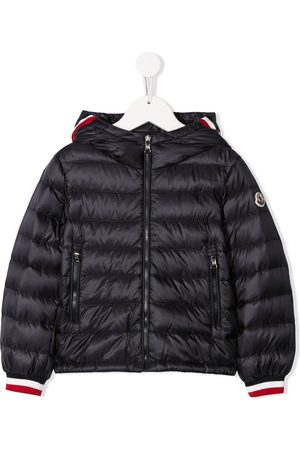 Moncler Boys Puffer Jackets - Hooded down jacket