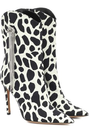 ALEXANDRE VAUTHIER Women Ankle Boots - Exclusive to Mytheresa – Wayne printed ankle boots