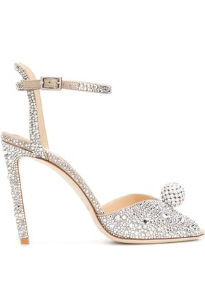 Jimmy Choo Sacora 100mm sandals