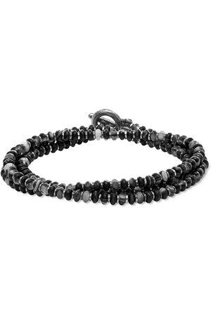 M. COHEN Men Bracelets - The Axis 3 Wrap Bracelet & Necklace