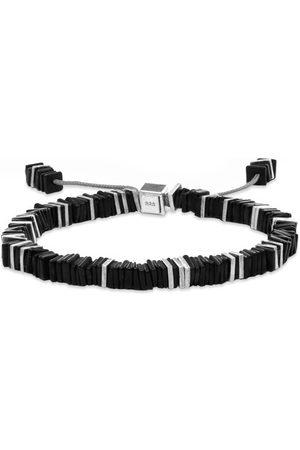 M. COHEN Square Disc Bead Bracelet