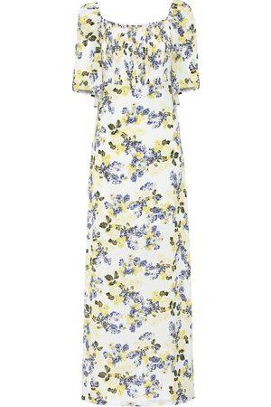 Baum und Pferdgarten Atena floral maxi dress