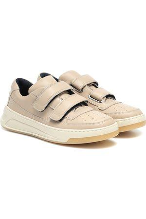 Acne Studios Steffey leather sneakers