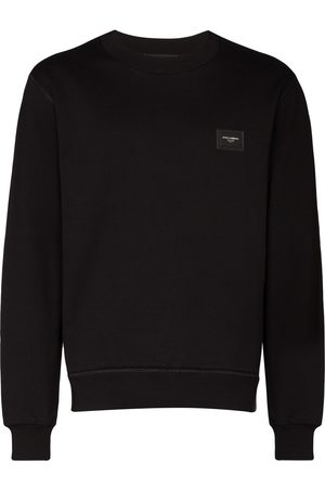 Dolce & Gabbana Logo plaque sweater