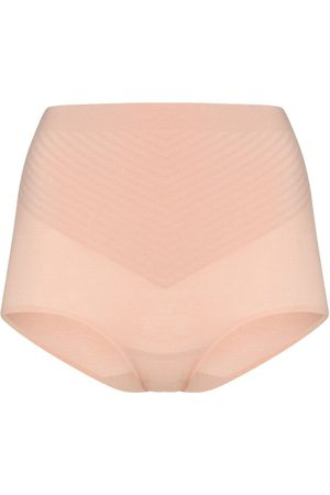 Wolford 3W shaping high-waisted briefs - Neutrals