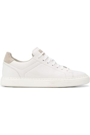 Brunello Cucinelli Men Sneakers - Lace-up low top sneakers