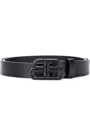 Balenciaga Women Belts - BB thin belt