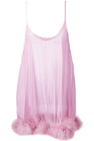 Gilda & Pearl Women Casual Dresses - Diana sheer slip dress