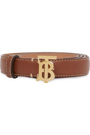 Burberry Women Belts - Monogram motif buckle belt